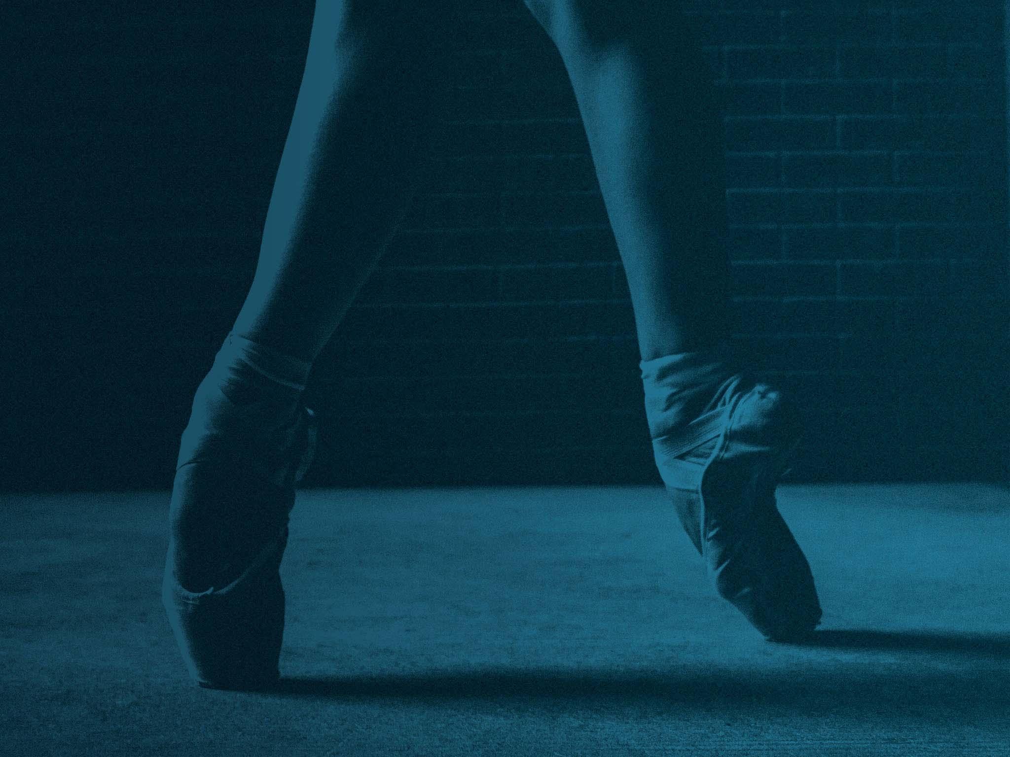 Pieds danseuse - Carousel homepage